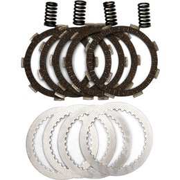 EBC DRC Series Clutch Kit With Cork Friction Plates For Honda DRC44 Unpainted