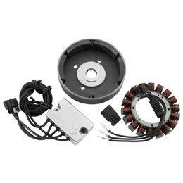 Thunder Heart 38 Amp Charging System Kit For Harley-Davidson EA2005 Unpainted