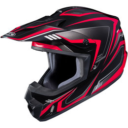 HJC CS-MX 2 Edge Motocross MX Helmet Red