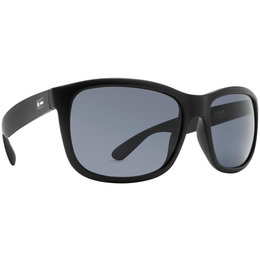 Black Satin/grey Dot Dash Vintage Collection Poseur Sunglasses Black Satin Grey