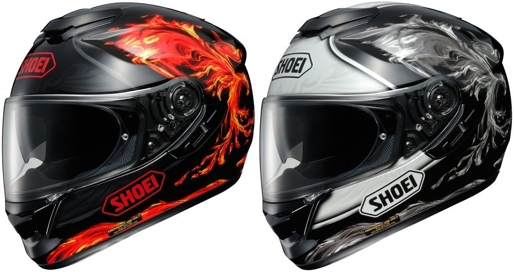 shoei gt air gtair revive full face helmet 198777. Black Bedroom Furniture Sets. Home Design Ideas