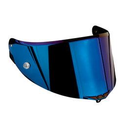 AGV Race 2 Replacement Anti-Scratch Helmet Shield Visor For Corsa Pista GP Blue