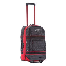 Fly Racing Fly By Ogio Layover Roller Bag Black Red