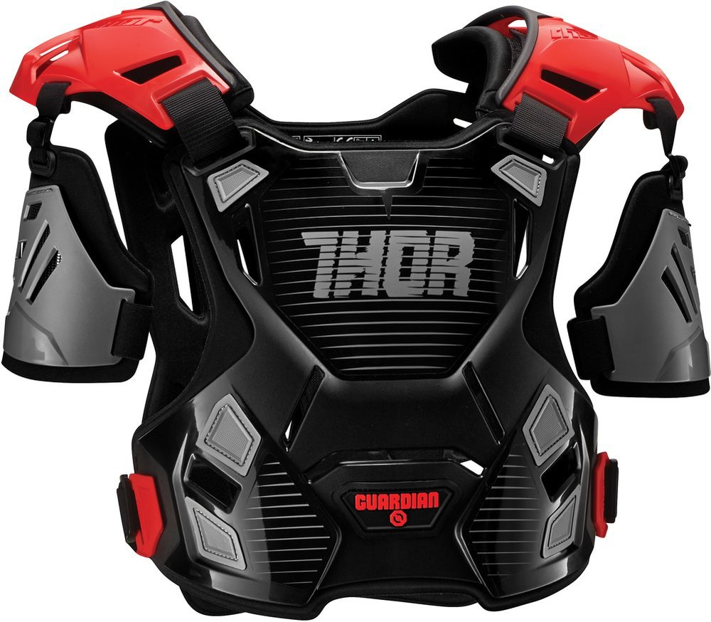 $64.95 Thor Youth Boys Guardian Chest/Back Roost Guard #993270
