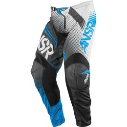 Answer Mens Syncron Air Textile Motocross MX Riding Pants White