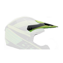 Green Bell Powersports Replacement Visor For Sx-1 Crusade Helmet