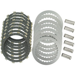 EBC DRC-F ATV Clutch Kit With Carbon Fiber Lined Plates For Honda DRCF240 Unpainted
