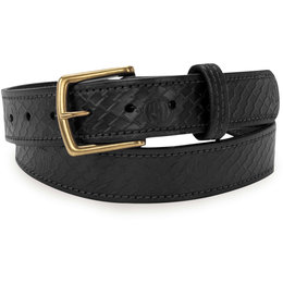 RSD Mens Debo Lightning Belt Black
