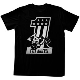Evel One T-Shirt 2014 Black