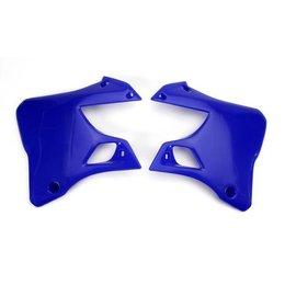 Acerbis Radiator Shrouds Blue For Yamaha YZ125 YZ250 96-01
