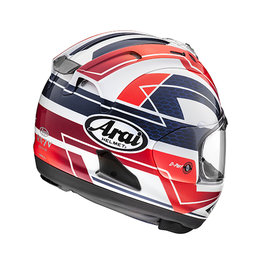 Arai Corsair X Curve Full Face Helmet Red