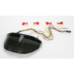 K&S Technologies Marker Lights Mini Stalk Long Stem Carbon/Amber