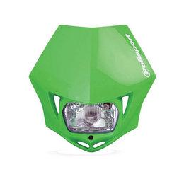 Green Polisport Mmx Headlight 35 Watt Universal