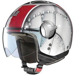 Top Gun Nolan N20 Art Open Face Helmet