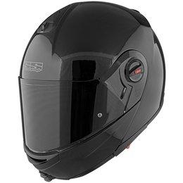 Gloss Black Speed & Strength Ss1700 Solid Speed Modular Helmet 2013