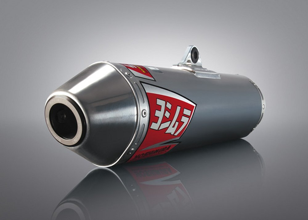 $395 00 Yoshimura Exhaust RS2 Slip-On Stainless #168010