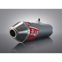 Aluminum Sleeve Muffler Yoshimura Rs-2 Slip-on Muffler Stainless Alum Stainless For Honda Trx450er 06-09