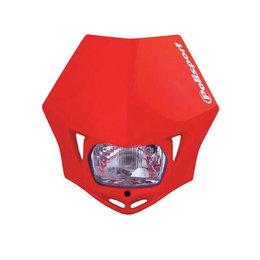 Red Polisport Mmx Headlight 35 Watt Universal