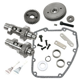 S&S Cycle Easy Start Camshaft Kit 551GE For Harley-Davidson Big Twin 07-14