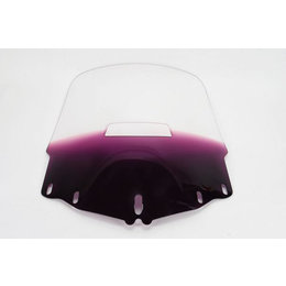 Memphis Shades Windshield Tall W/Hole Purple For Honda GL1800