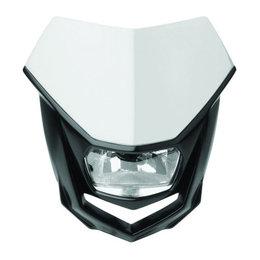 White Polisport Halo Headlight 35 Watt Universal
