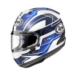 Arai Corsair X Curve Full Face Helmet Blue