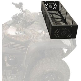 Black Kolpin Outdoors Gear Basket Front Rear Universal