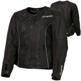 Black Scorpion Womens Verano Mesh Jacket 2013