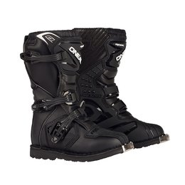 Black Oneal Boys Rider Boots 2015 Us 1