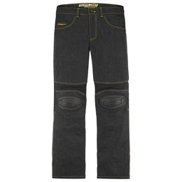 Dark Indigo Icon Mens Overlord Denim Riding Pants 2014 Us 28