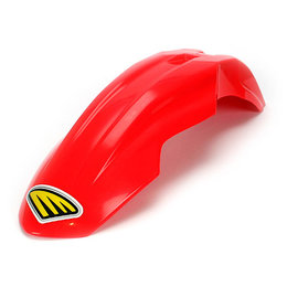Cycra Supermoto Fender Frt Red For Honda CR125/250 CRF250 2004-2008 CRF450 04-09