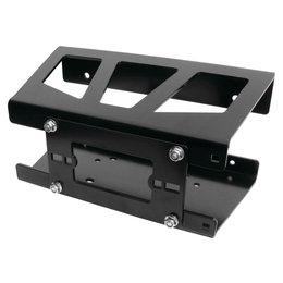 KFI UTV Winch Mounting Kit For KFI/WARN Winches For Bobcat Black 100850 Black