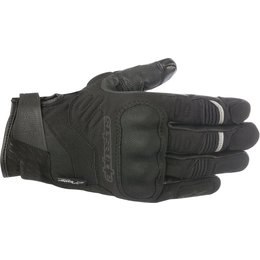 Alpinestars Mens C-30 C30 Drystar CE Textile Gloves Black