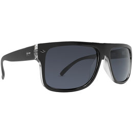 Black, Clear/grey Dot Dash Vintage Collection Sidecar Sunglasses Black Clear Grey