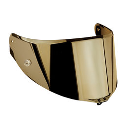 AGV Race 2 Replacement Anti-Scratch Helmet Shield Visor For Corsa Pista GP Gold