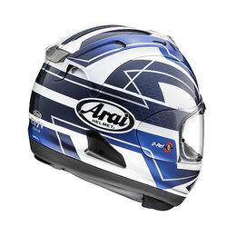 Arai Corsair X Curve Full Face Helmet Blue