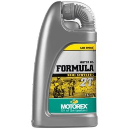Motorex Formula 2T Semi Synthetic Oil For 2-Stroke Engines 1 Liter