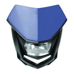 Blue Polisport Halo Headlight 35 Watt Universal
