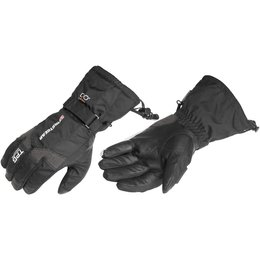 Black Firstgear Tpg Tundra Cold Weather Gloves 2013