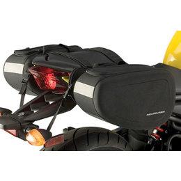 Black Nelson-rigg Sprt-40 Sport Saddlebags