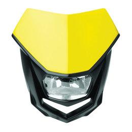 Yellow Polisport Halo Headlight 35 Watt Universal