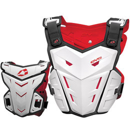 White Evs F1 Roost Chest Protector One Size