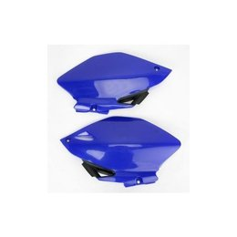 UFO Plastics Side Panels Blue For Yamaha YZ 250F 450F 06-09