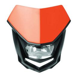 Orange Polisport Halo Headlight 35 Watt Universal
