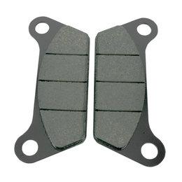 SBS Ceramic Rear Brake Pads Single Set Only Harley-Davidson FLH FLT 553H.HF Unpainted