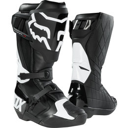 Fox Racing Mens Comp R Boots Black