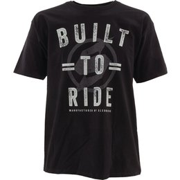 Black Slednecks Mens Built To Ride T-shirt 2014