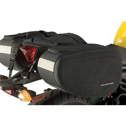 Black Nelson-rigg Sprt-50 Touring Saddlebags