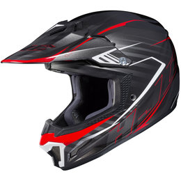 HJC CL-XY2 Blaze Motocross MX Helmet Red