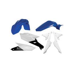 Acerbis Plastic Kit For Yamaha YZ250F YZ450F 2014-2016 Blue 2374184585